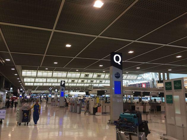 Narita_Airpoert_Terminal_2_Check-in_Area.JPG